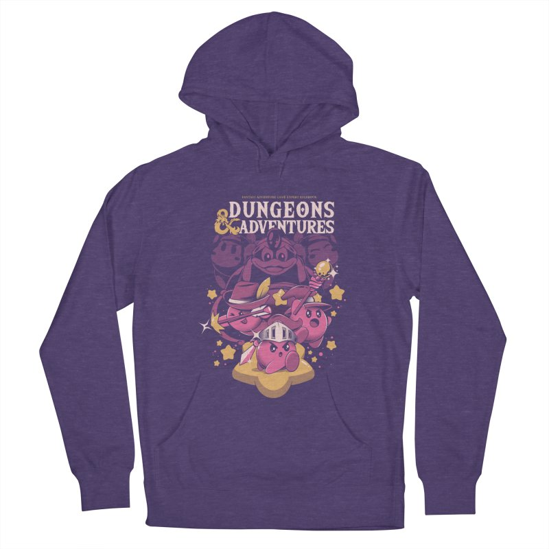 Dungeons and Adventures Women's French Terry Pullover Hoody by ilustrata