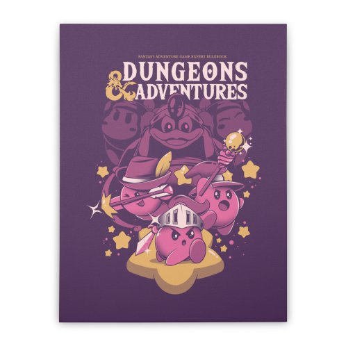 image for Dungeons and Adventures