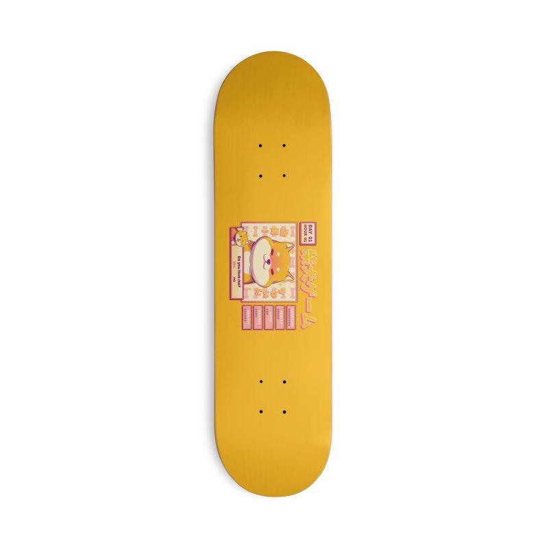 Shiba Novel Accessories Deck Only Skateboard by ilustrata