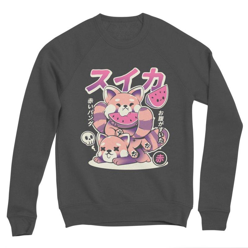 Watermelon Women's Sponge Fleece Sweatshirt by ilustrata