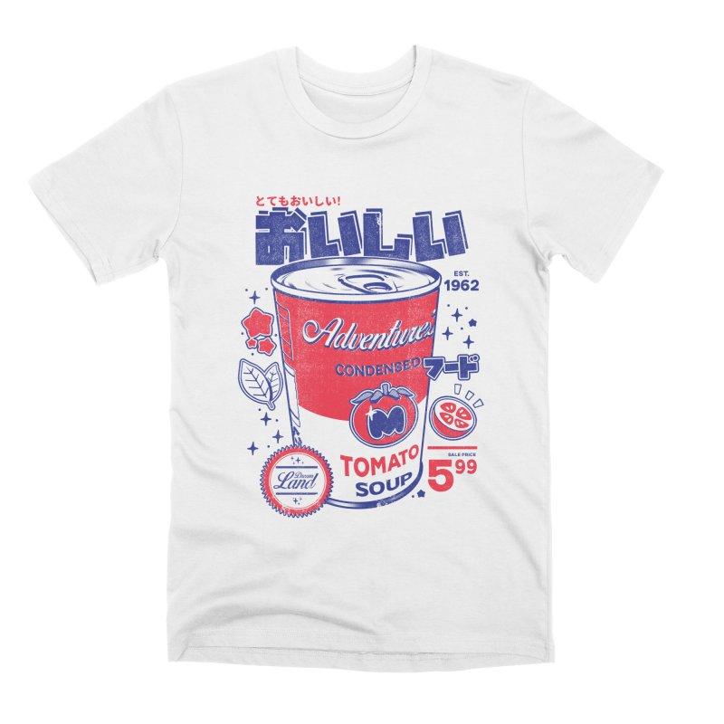 Tomato soup Men's Premium T-Shirt by ilustrata
