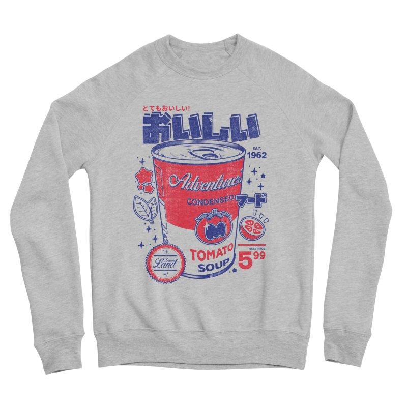 Tomato soup Women's Sponge Fleece Sweatshirt by ilustrata