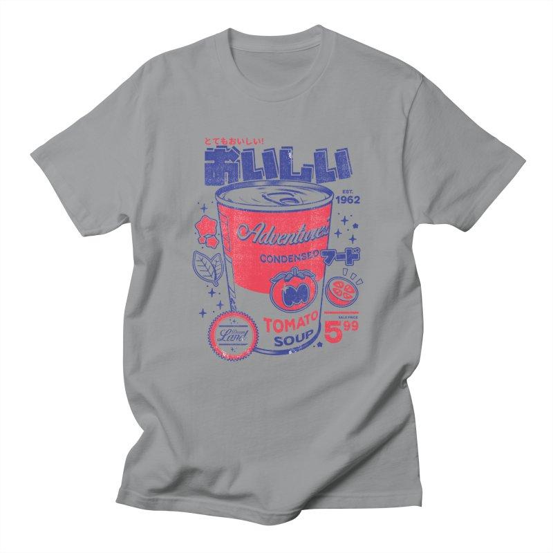 Tomato soup Women's Regular Unisex T-Shirt by ilustrata