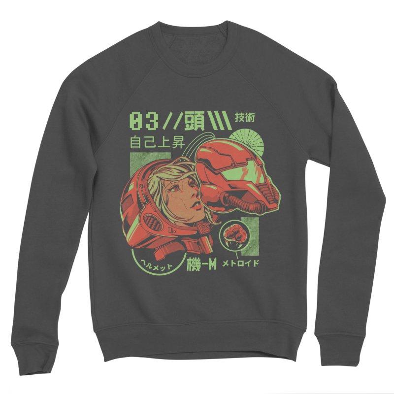 S-head Women's Sponge Fleece Sweatshirt by ilustrata