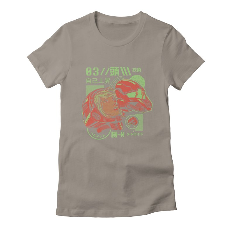 S-head Women's T-Shirt by ilustrata