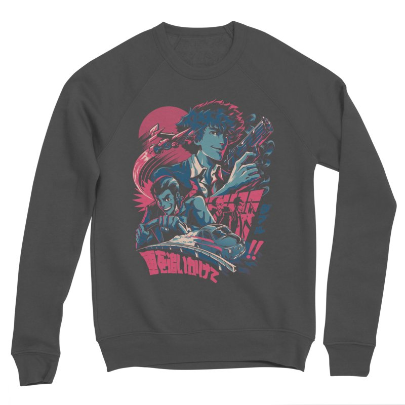 LxS Women's Sponge Fleece Sweatshirt by ilustrata