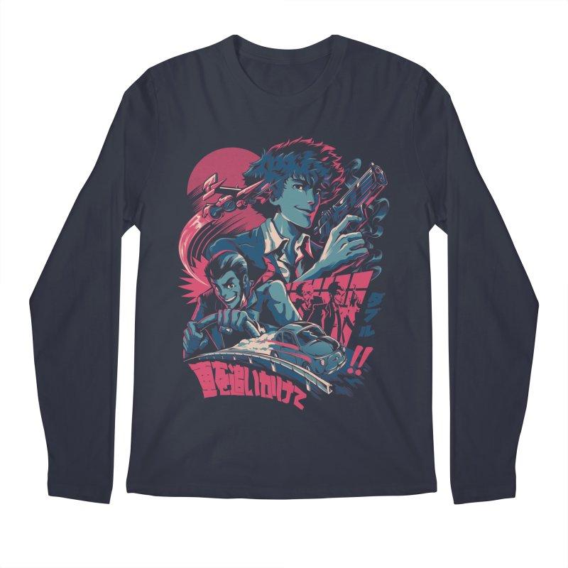LxS Men's Regular Longsleeve T-Shirt by ilustrata