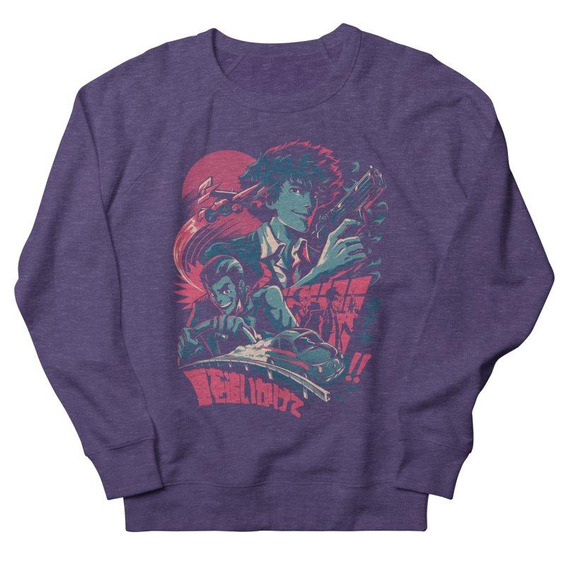 LxS Men's French Terry Sweatshirt by ilustrata