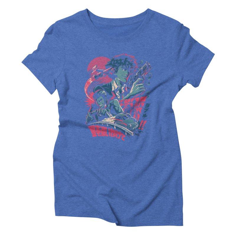 LxS Women's Triblend T-Shirt by ilustrata