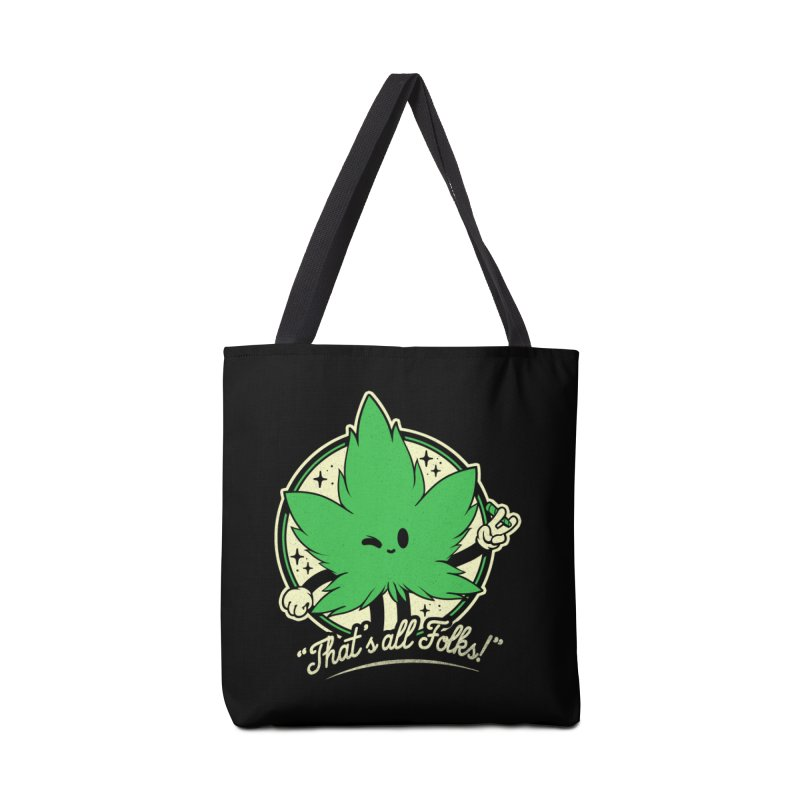 That's all Folks! Accessories Tote Bag Bag by ilustrata