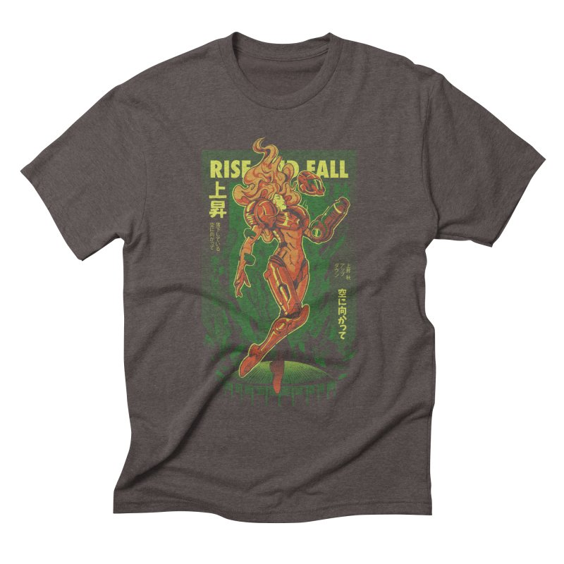 S journey Men's Triblend T-Shirt by ilustrata