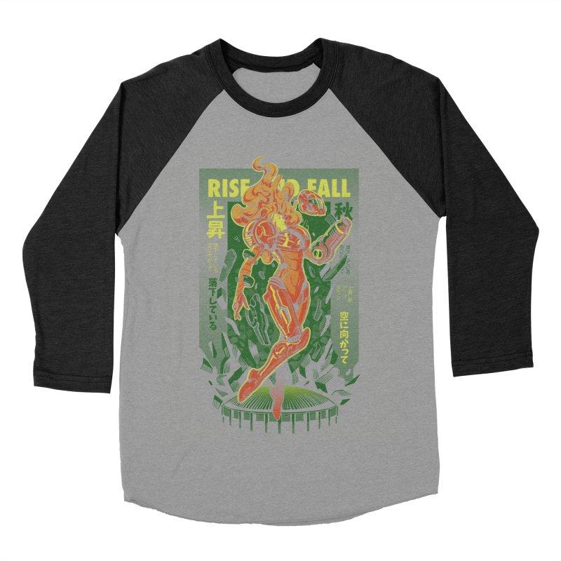 S journey Women's Baseball Triblend Longsleeve T-Shirt by ilustrata