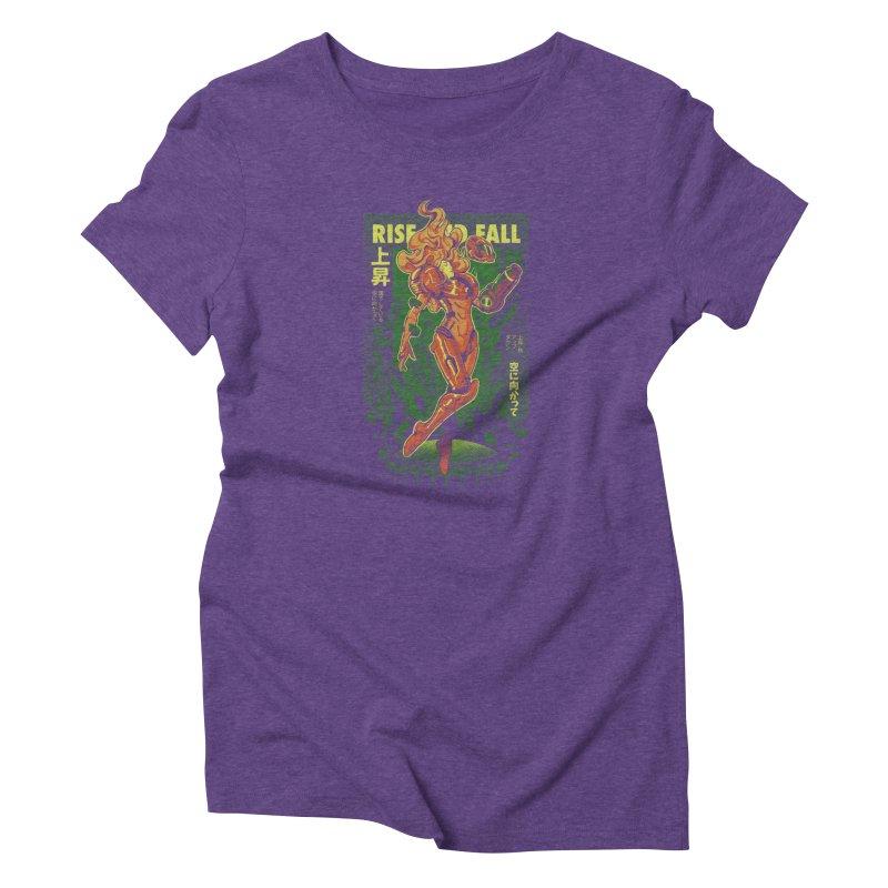 S journey Women's Triblend T-Shirt by ilustrata