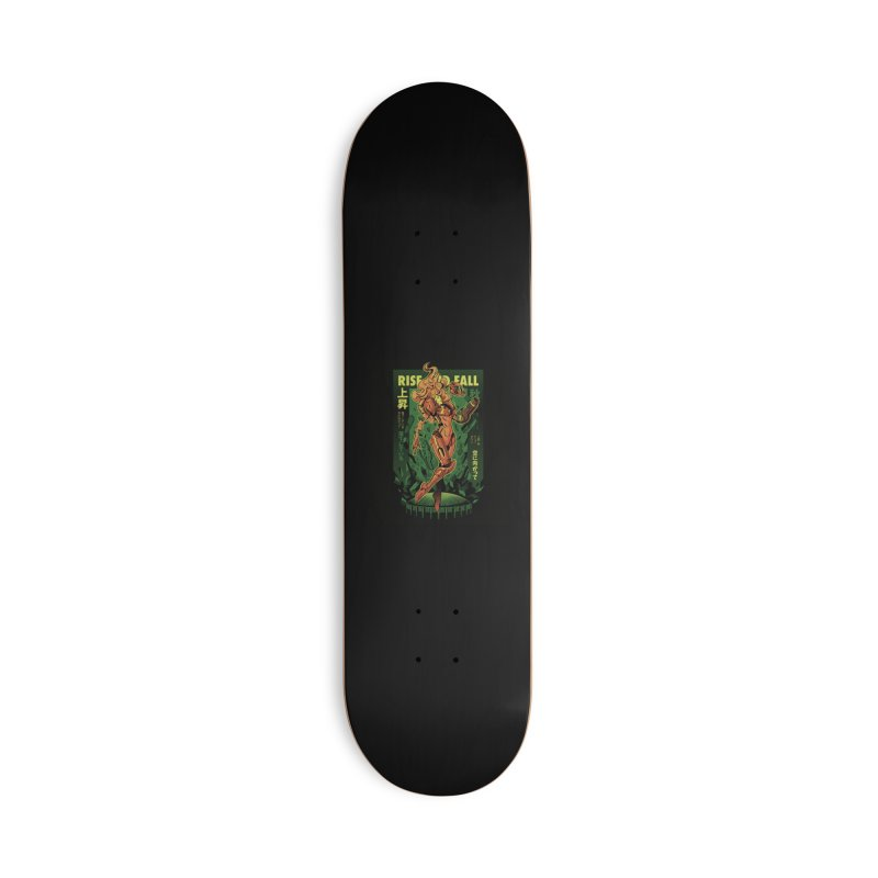 S journey Accessories Deck Only Skateboard by ilustrata