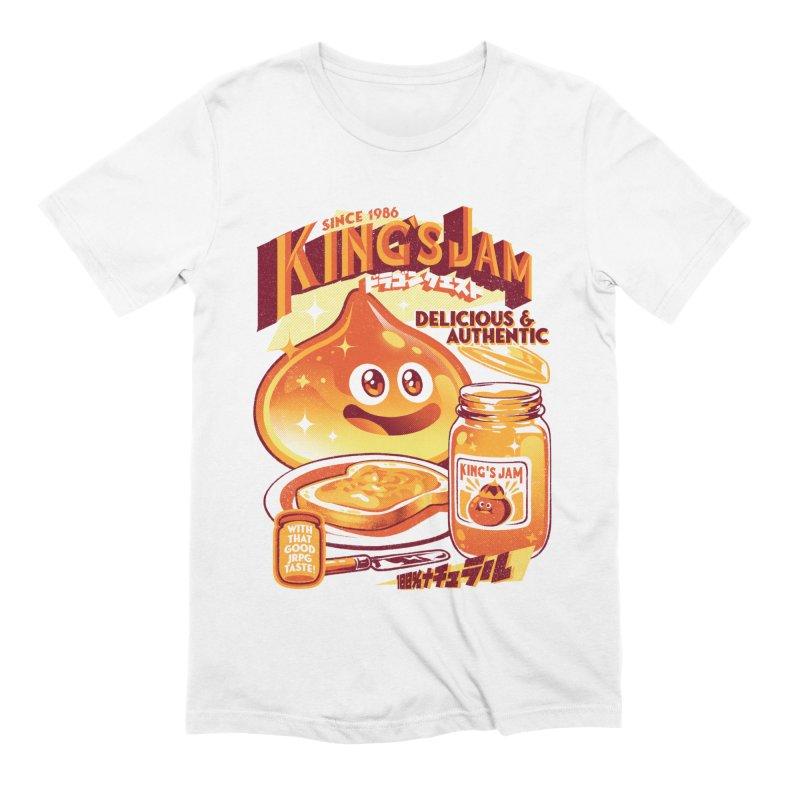 Slime Jam Men's Extra Soft T-Shirt by ilustrata