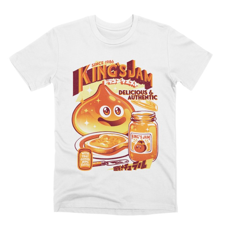 Slime Jam Men's Premium T-Shirt by ilustrata