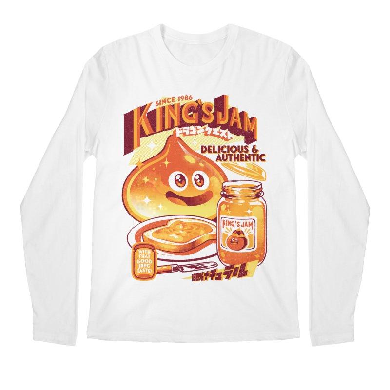 Slime Jam Men's Regular Longsleeve T-Shirt by ilustrata