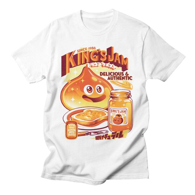 Slime Jam Men's T-Shirt by ilustrata