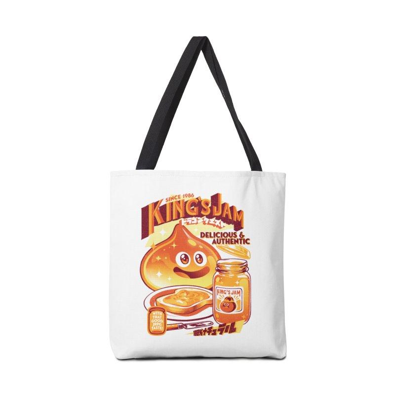 Slime Jam Accessories Tote Bag Bag by ilustrata