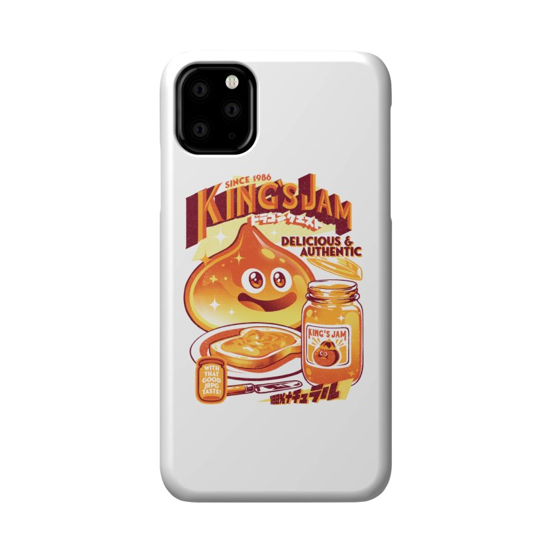 Slime Jam Accessories Phone Case by ilustrata