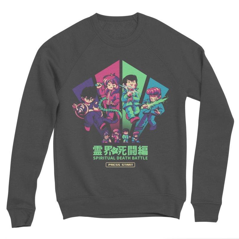 Spiritual Battle Women's Sponge Fleece Sweatshirt by ilustrata