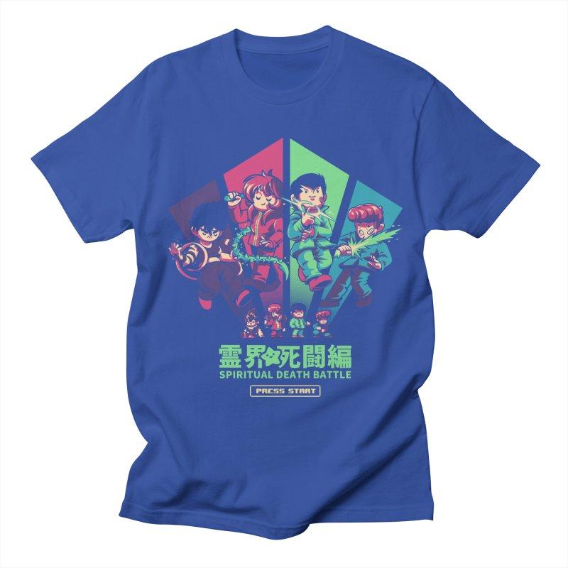 Spiritual Battle Women's Regular Unisex T-Shirt by ilustrata