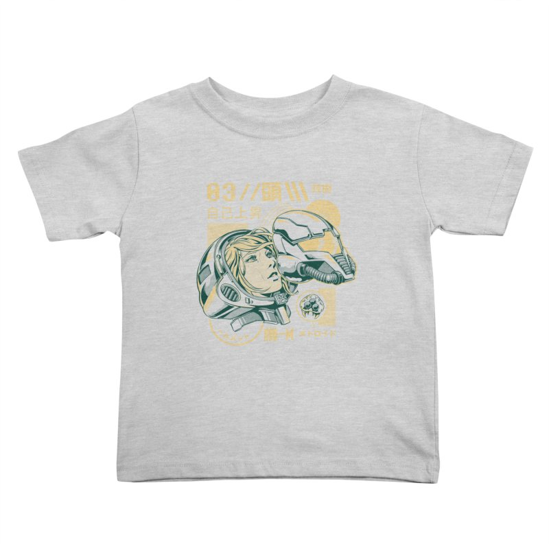 S-head v2 Kids Toddler T-Shirt by ilustrata