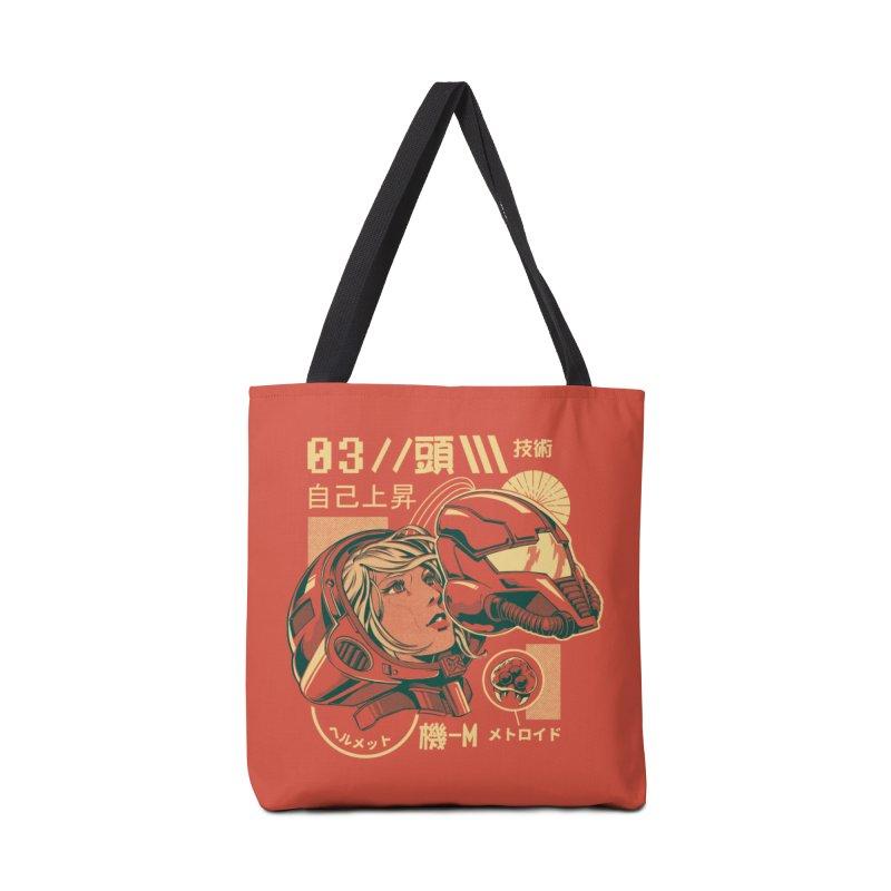 S-head v2 Accessories Tote Bag Bag by ilustrata