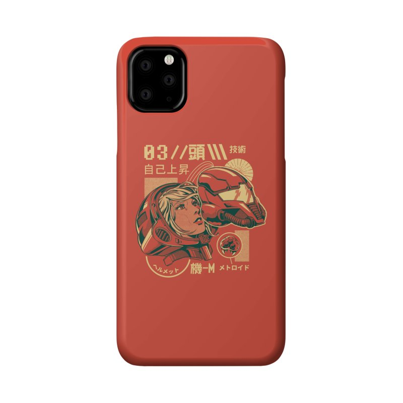 S-head v2 Accessories Phone Case by ilustrata