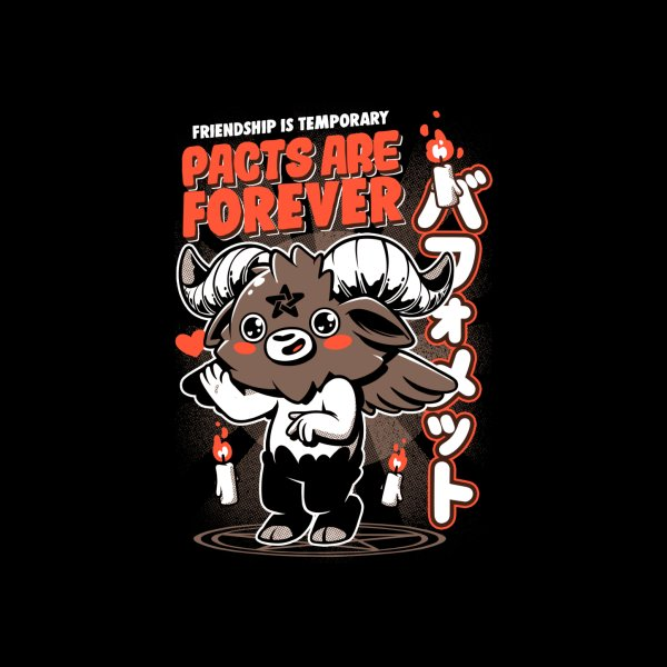 image for Pacts Are Forever - Black