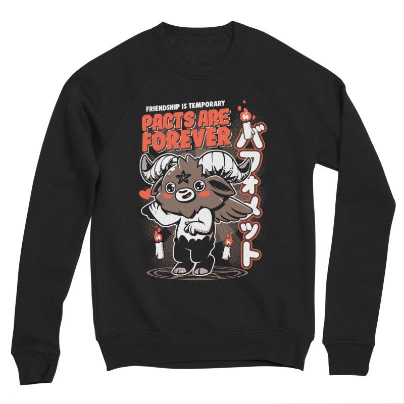 Pacts Are Forever - Black Women's Sponge Fleece Sweatshirt by ilustrata