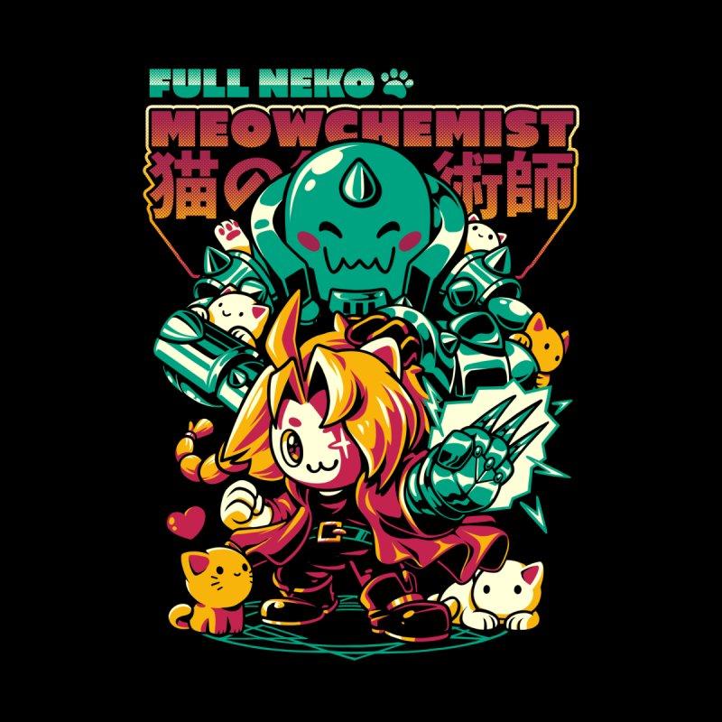 Full Neko Meowchemist by ilustrata