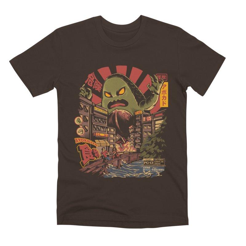Avokiller Men's Premium T-Shirt by ilustrata