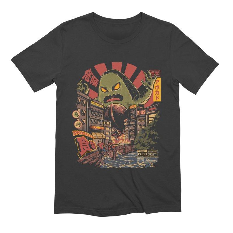 Avokiller Men's Extra Soft T-Shirt by ilustrata