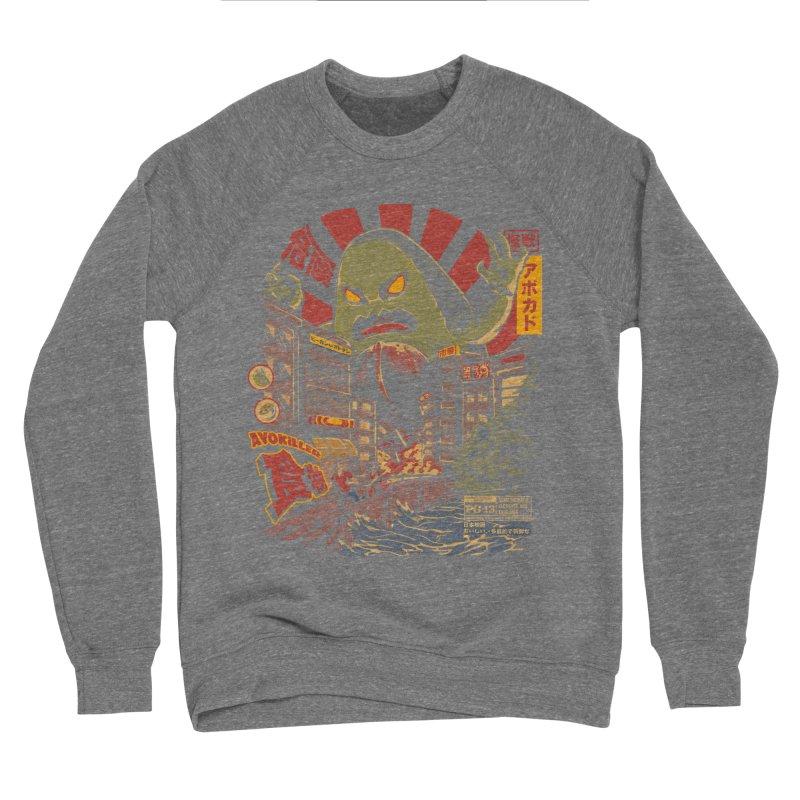 Avokiller Men's Sponge Fleece Sweatshirt by ilustrata