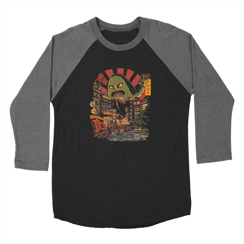Avokiller Men's Baseball Triblend Longsleeve T-Shirt by ilustrata