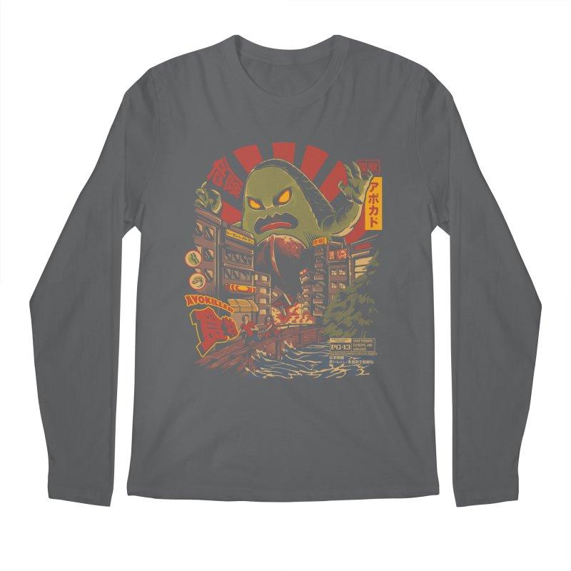 Avokiller Men's Regular Longsleeve T-Shirt by ilustrata
