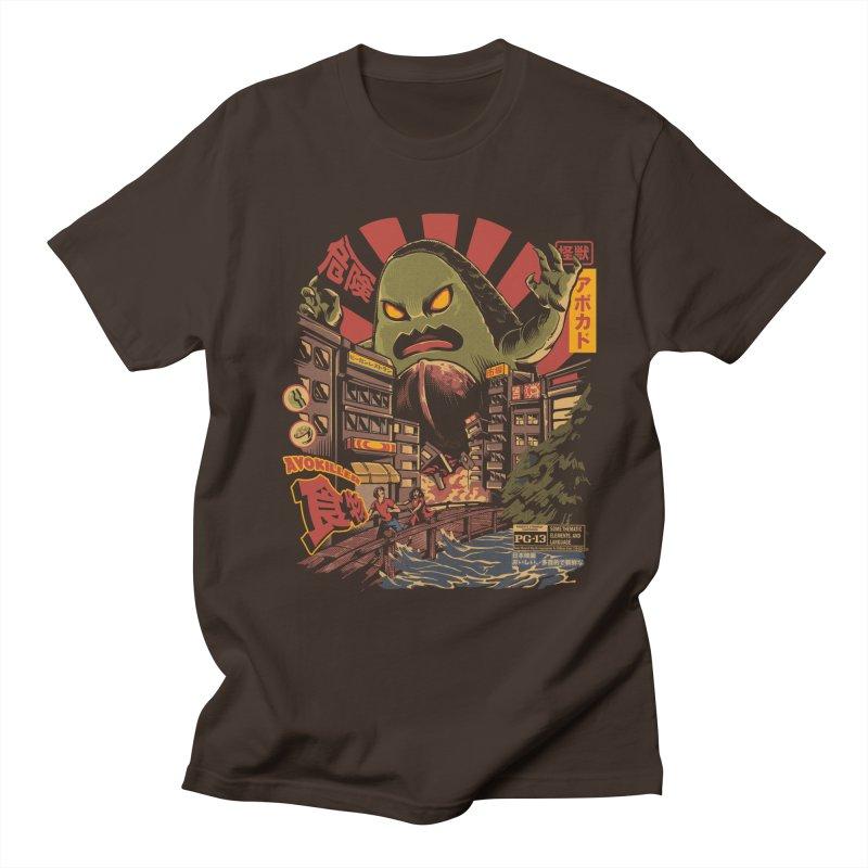Avokiller Men's Regular T-Shirt by ilustrata