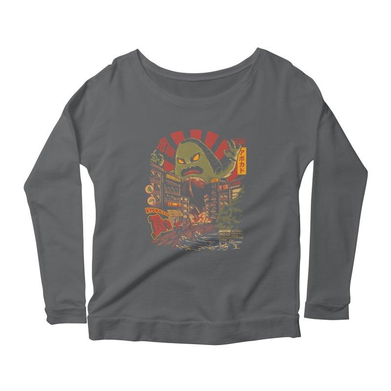 Avokiller Women's Scoop Neck Longsleeve T-Shirt by ilustrata