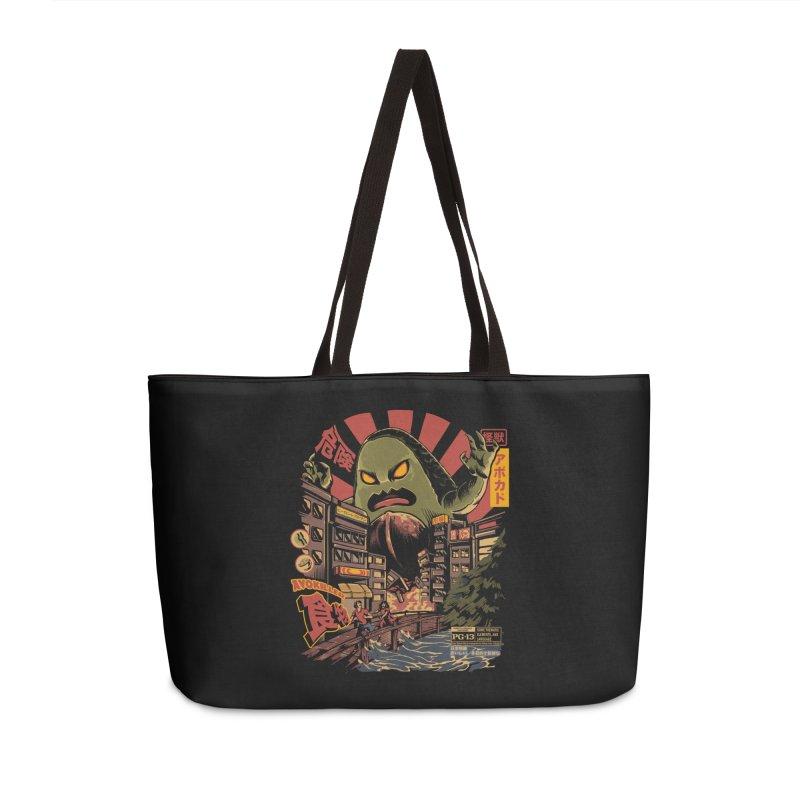 Avokiller Accessories Weekender Bag Bag by ilustrata