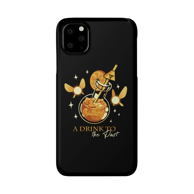 A Drink to the Past Accessories Phone Case by ilustrata