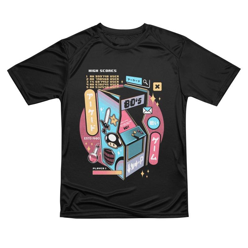 Nostalgic Women's Performance Unisex T-Shirt by ilustrata