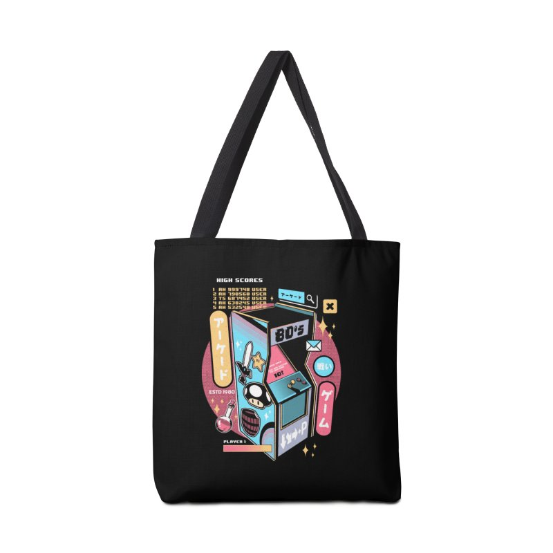 Nostalgic Accessories Tote Bag Bag by ilustrata