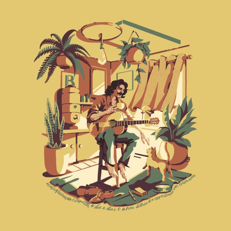 Rapaz latino Americano by ilustrata