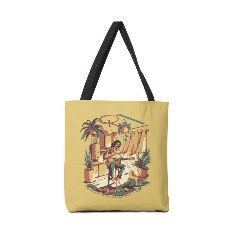Rapaz latino Americano Accessories Tote Bag Bag by ilustrata