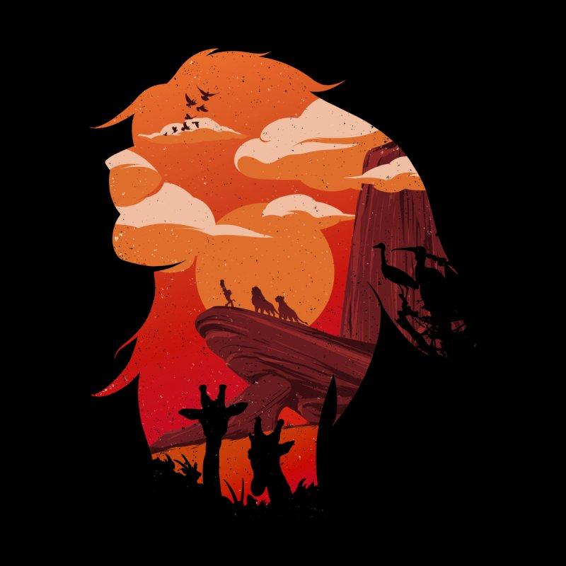 Circle of Life Men's T-Shirt by ilustrata