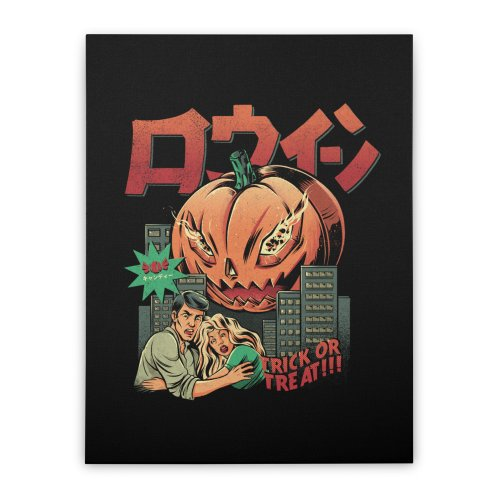 image for Pumpkinzilla