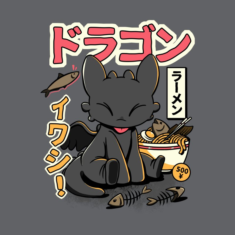 Ramen Night Men's T-Shirt by ilustrata