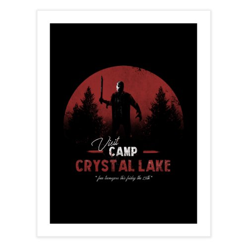 image for Visit the crystal lake