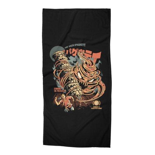 image for The Kaiju Spaghetti - Black Version